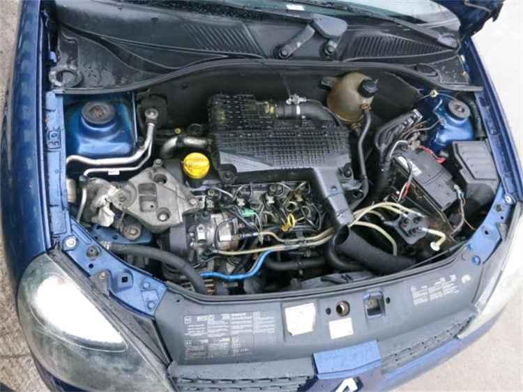 Двигатель Renault Clio
