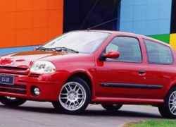 Renault Clio 3-х дверный