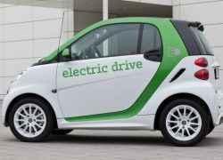 Электрокар Smart
