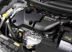 Renault Koleos двигатель