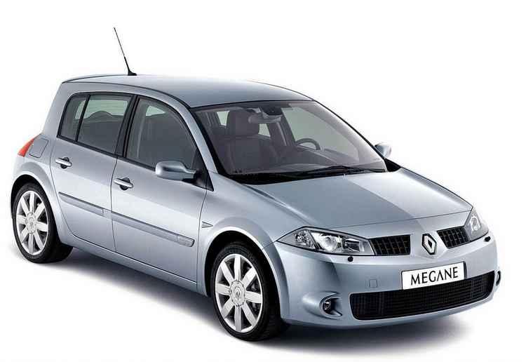 Renault Megane хэтчбэк