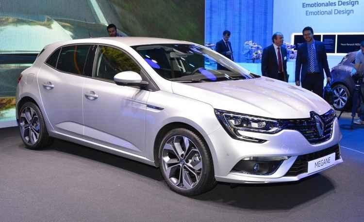Renault Megane 4-го поколения
