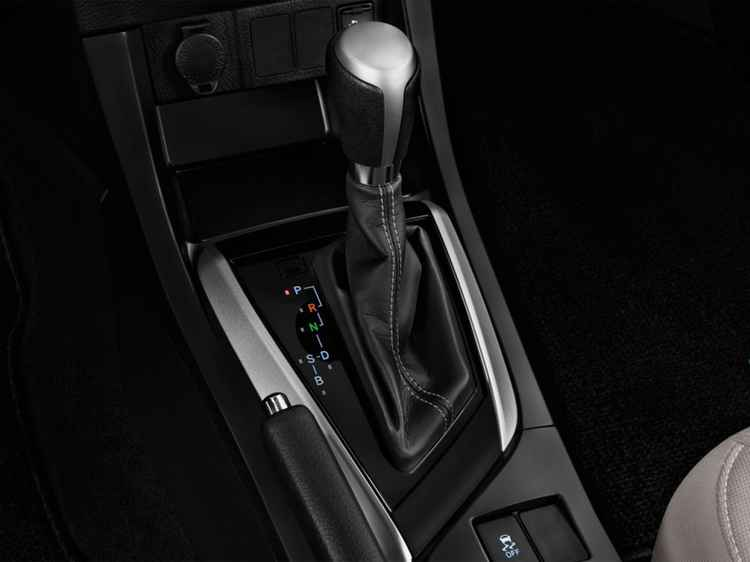 Toyota Corolla с коробкой CVT