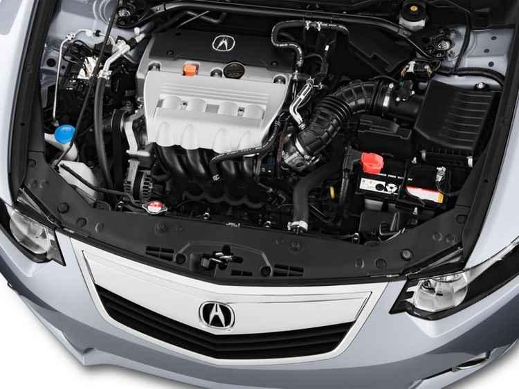 Двигатель Acura