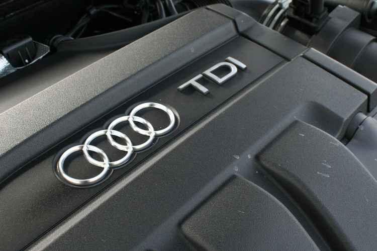 Дизельный двигатель Audi с технологией TDI