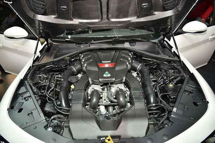 Дизельный двигатель Alfa Romeo