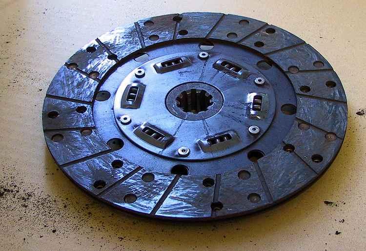Замена фрикционного диска сцепления