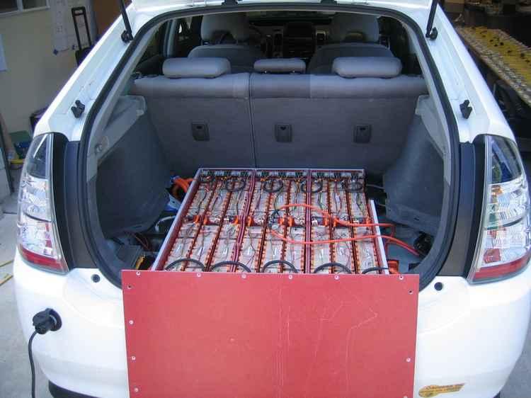 Аккумулятор в Toyota Prius