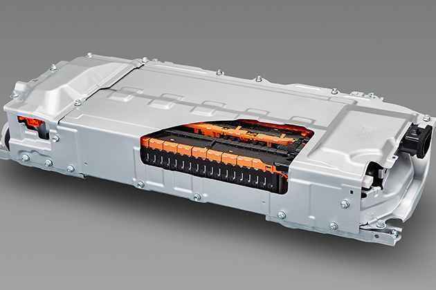 Гибридный аккумулятор в Toyota