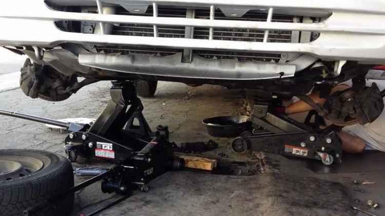 Замена коробки передач на Toyota