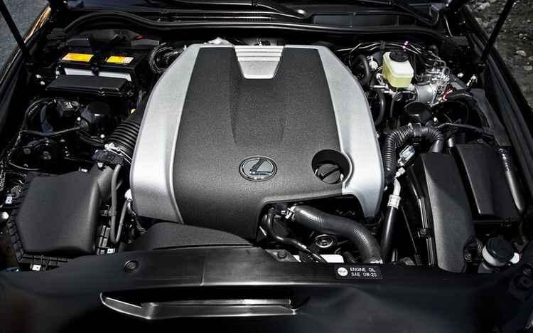 Двигатель Lexus IS 350