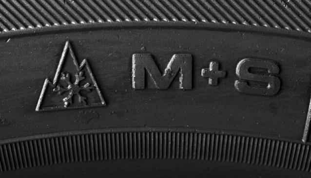 Маркировка M+S
