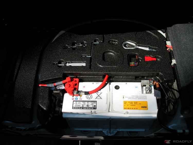 Аккумулятор на BMW