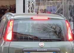Стоп сигнал на Fiat Panda