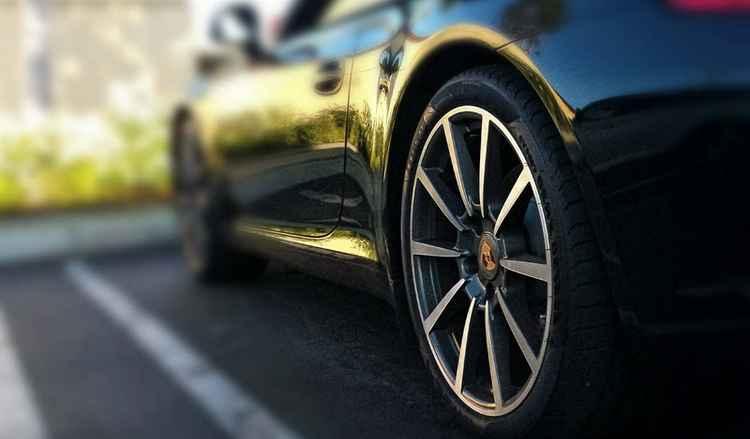 Колеса на автомобиле