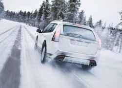 Управление авто зимой