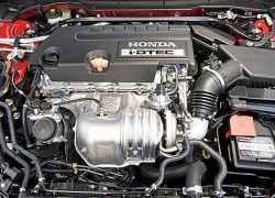 Дизельный двигатель Honda Vtec