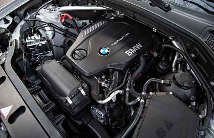 Дизель BMW