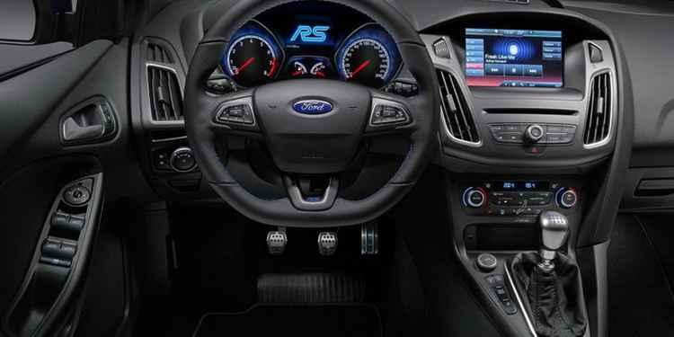 Механика на Ford'е