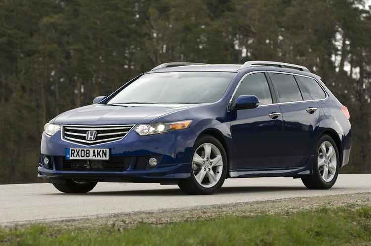 Acura TSX универсал