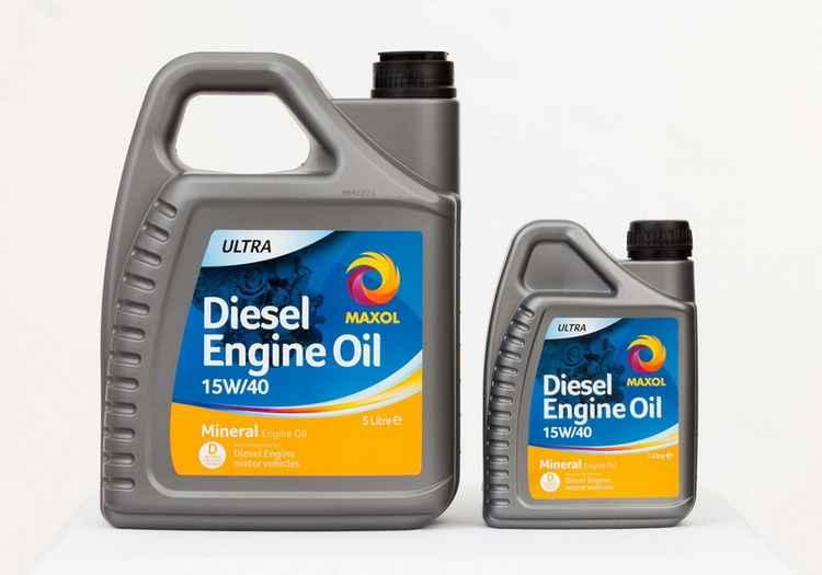 Моторное масло для дизелей