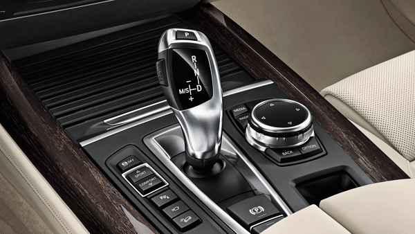 Автомат BMW X5