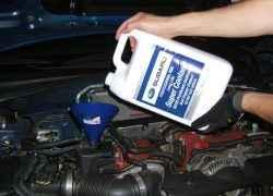 Охлаждающая жидкость от Subaru