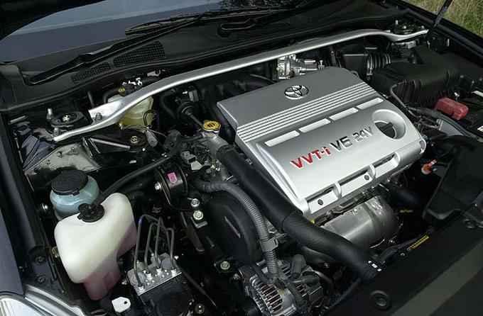 Поршневой ДВС Toyota