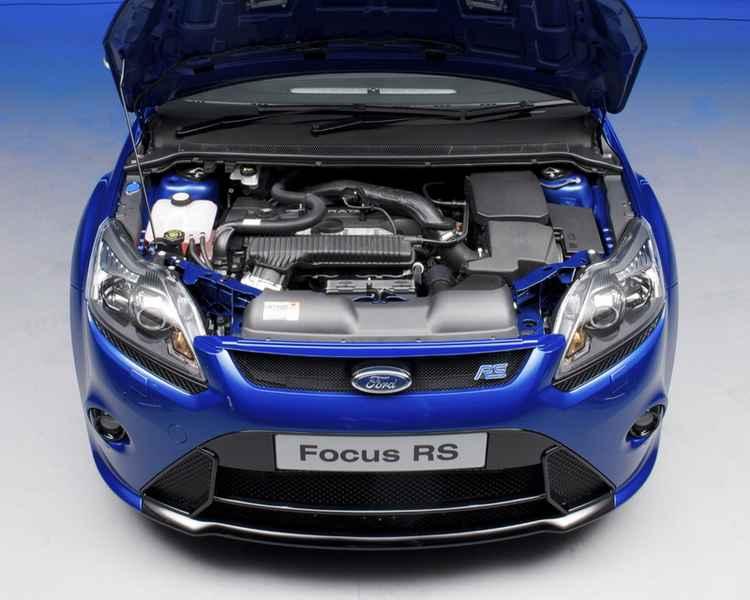 Двигатель Ford Focus RS