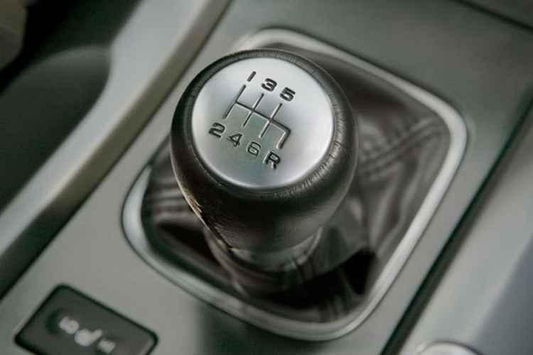 Механическая 6-ступенчатая коробка передач