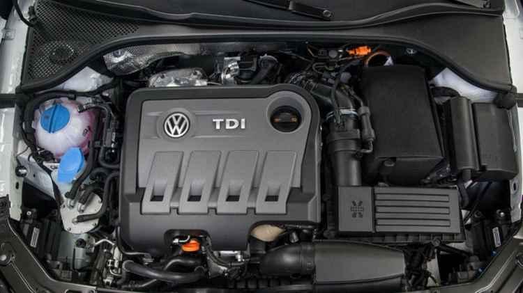 Дизельный двигатель TDI от VW