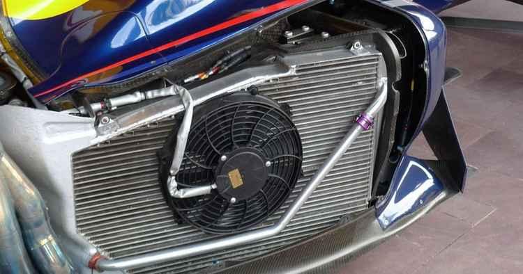 Внешний вид радиатора