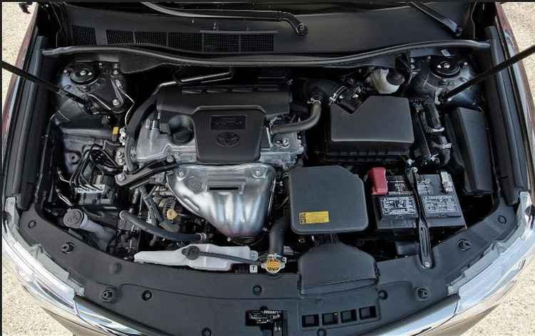 Toyota Camry двигатель