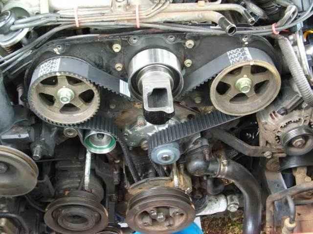 Ремень генератора Toyota