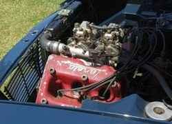 Двигатель Lancia V4