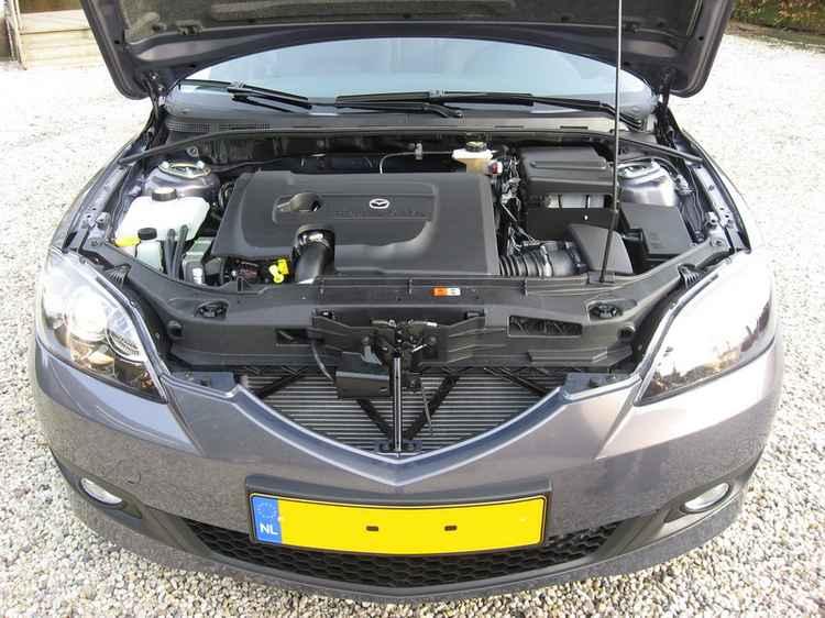 Дизельный турбомотор на Mazda 3