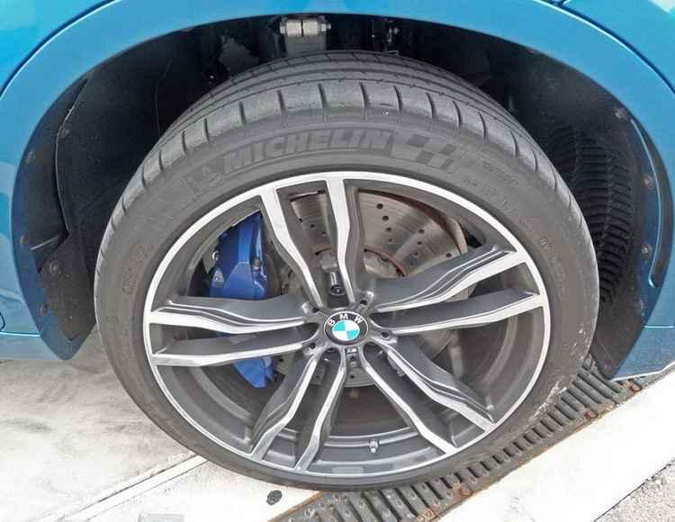 Вентилируемые тормоза на BMW