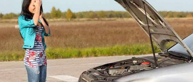 Проблемы с запуском двигателя