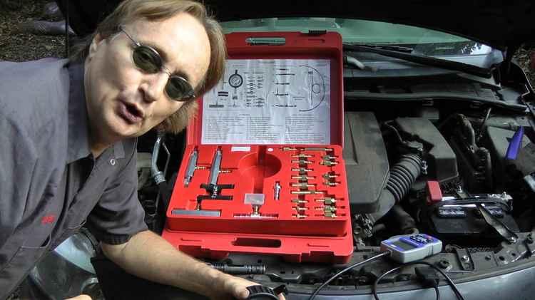 Восстановление нормальной работы двигателя