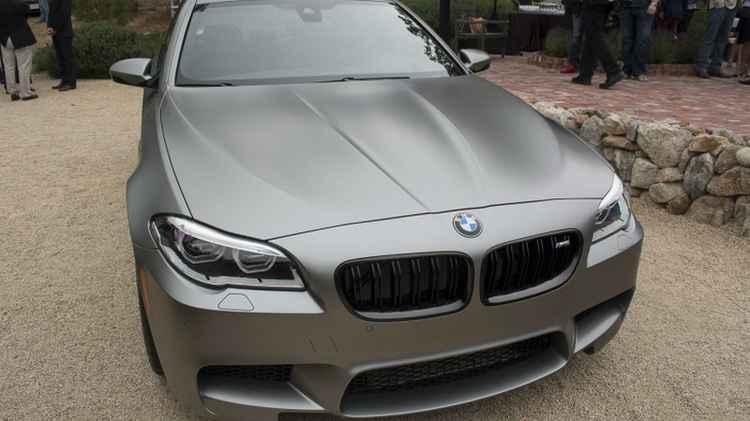 Матовый BMW