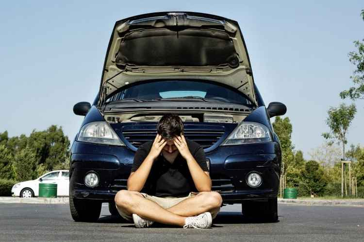 Почему машина не заводится
