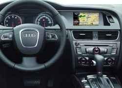 Управление электрикой Audi