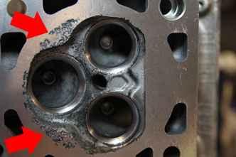 Ремонтные работы двигателя