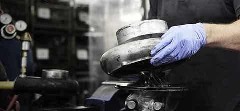 Ремонт турбированного двигателя