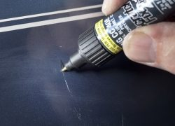 Закраска царапин