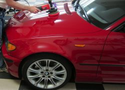 Полировка BMW