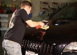 Ручная полировка авто