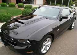 Полировка Ford Mustang