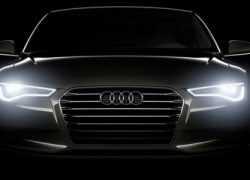 Фары на Audi