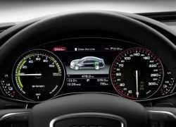 Приборная панель Audi